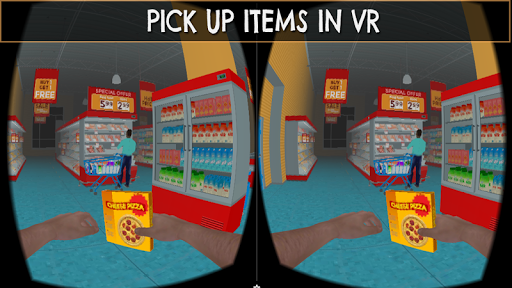 VR - Virtual Work Simulator game (apk) free download for Android/PC/Windows screenshot
