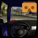 Car VR icon