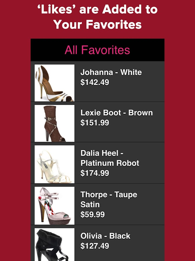 Shoe Swipe - Buy Shoes Online- screenshot
