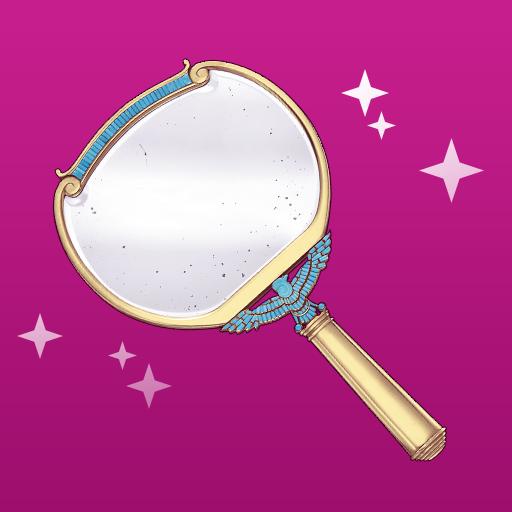 魔法镜子 工具 App LOGO-APP開箱王