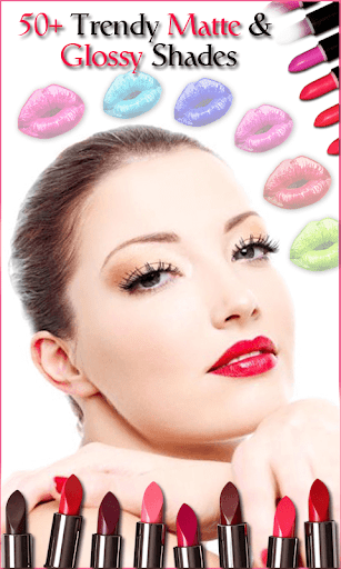 Lippy-嘴唇換色