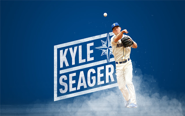 Corey Seager Themes & New Tab