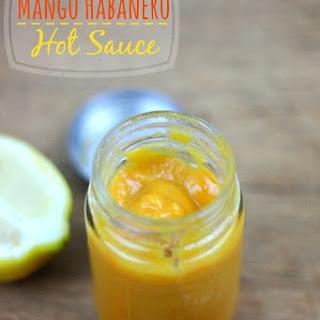 Mango Habanero Hot Sauce