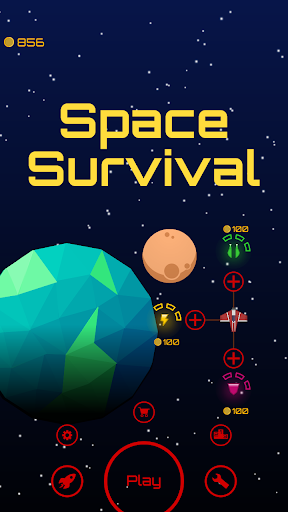 Space Survival android2mod screenshots 1