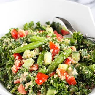 Quinoa Vegetable Salad Dressing Recipes.
