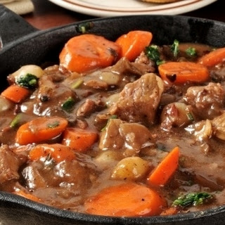 Jamaican Red Stripe Beef Stew
