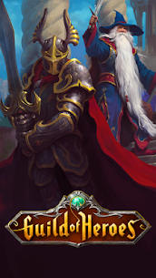 Guild of Heroes MOD 1.62.4 (Free Upgrade) Apk 6