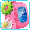 Wonlex GPS kids watch, Setting Up an Application APK