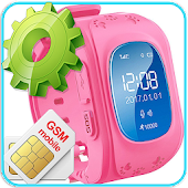 Wonlex GPS kids watch, Setting Up an Application Mod