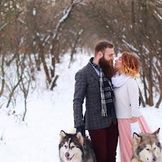Wedding photographer Anna Gresko (AnnaGresko). Photo of 10.01.2017