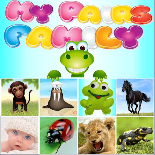 MyPairs Family - memory fun app (apk) free download for Android/PC/Windows