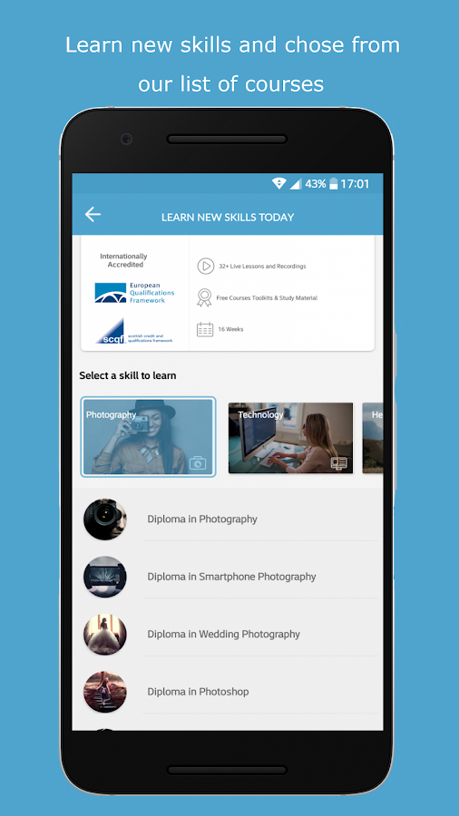 Free Online Courses Shaw Academy Android Apps On