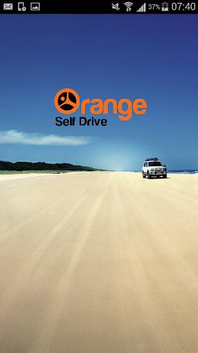 Orange Self Drive