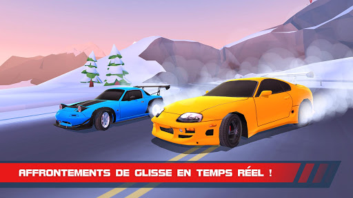 Télécharger Gratuit Drift Clash APK MOD (Astuce) screenshots 1
