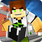 Skin Ben 10 For Minecraft PE icon