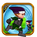 Super aventura ninja icon