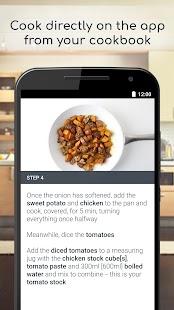 Gousto: A recipe box. Simple. - náhled