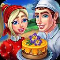 Katy & Bob: Cake Café icon