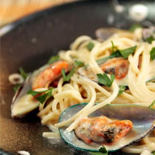 Mussel Sauce Pasta Recipes