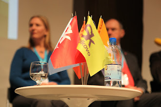 "Photo: Final panel discussion - ""Communicating Science & Innovations""- 2012"