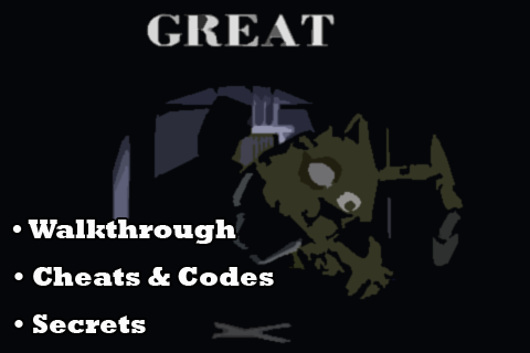 Guide for Five Nights Freddy 4