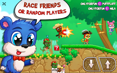 Game Fun Run 3: Arena - Multiplayer Running Game APK for Windows Phone