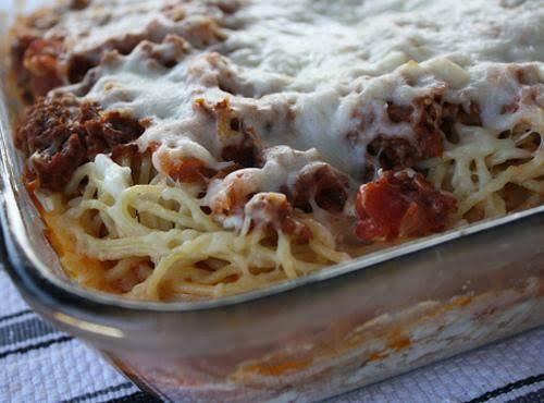 Spaghetti Delight Recipe