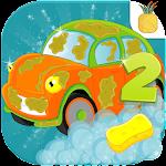 Car wash garage
