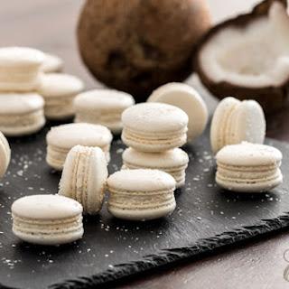 Coconut Macarons Recipe