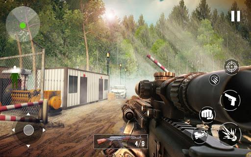 Counter Strike Army Strike: Jeu de tir 2019  captures d'u00e9cran 2