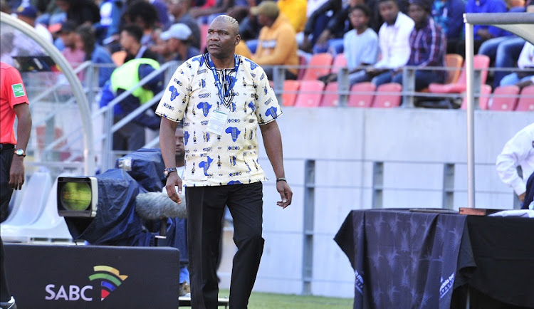 Bafana coach Molefi Ntseki has owned responsibility for the team's failure to qualify for Afcon.