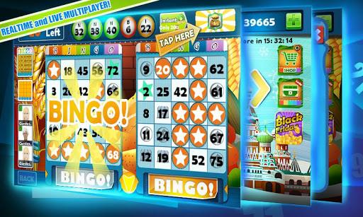 Bingo Fever - Free Bingo Game screenshot 3