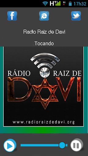 Rádio raiz de Davi