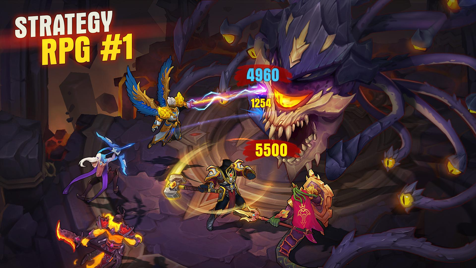 Juggernaut Wars – Arena Heroes screenshot #1