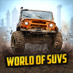 World of SUVs: Online Icon
