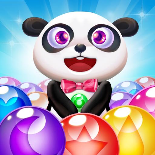 Shoot Bubble Panda Bubbles