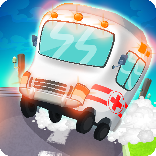 City Doctor Rescue Game (game)