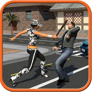San Andreas Real Girl Gangster for PC and MAC