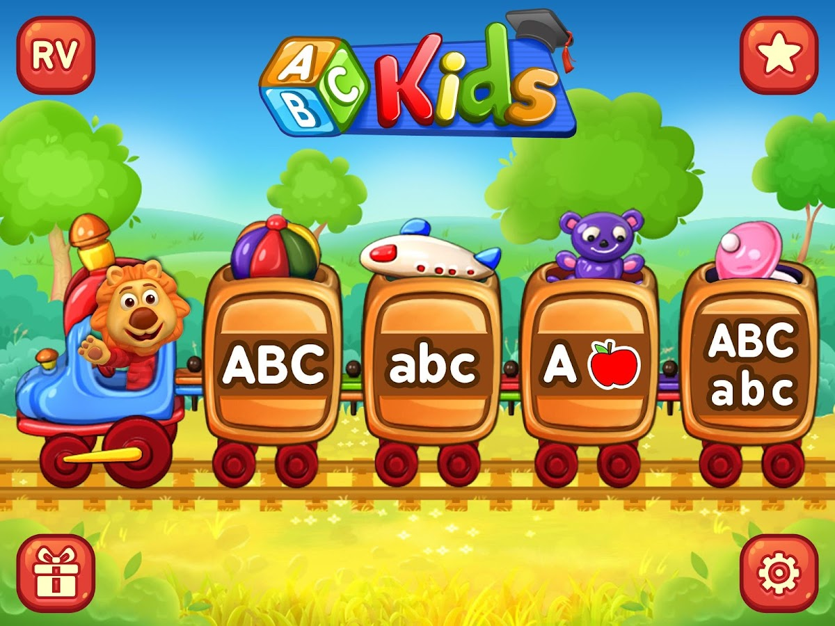 alphabet learning games abc tracing amp phonics android apps on play 1035