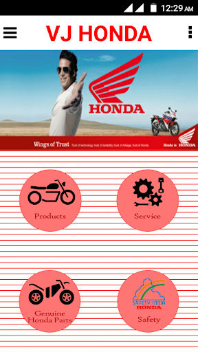 VJ Honda