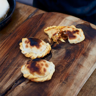 Beef-and-Onion Empanadas