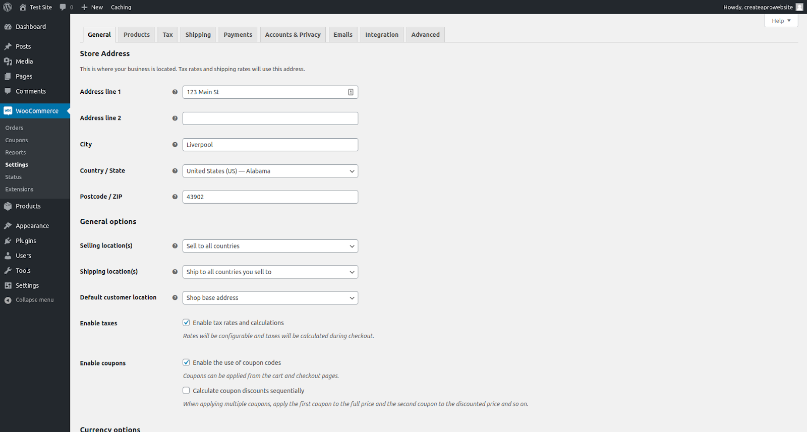 woocommerce wordpress ecommerce plugin features