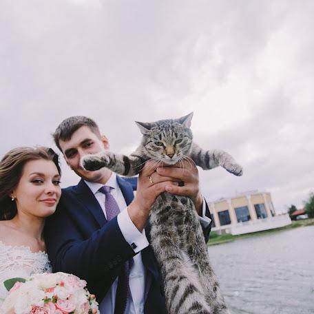 Wedding photographer Nataliya Moiseeva (NaitieWed). Photo of 16.12.2017
