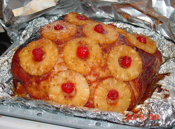 Pam's Christmas Ham Recipe