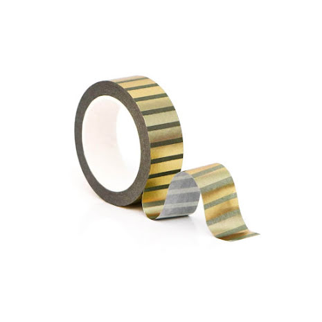 Altenew Washi Tape - Elegant Foil Stripe