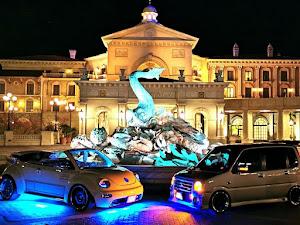 ニュービートル カブリオレ  2004 カブリオレのカスタム事例画像 🌴Neo Loco Style🌺さんの2019年12月05日01:06の投稿