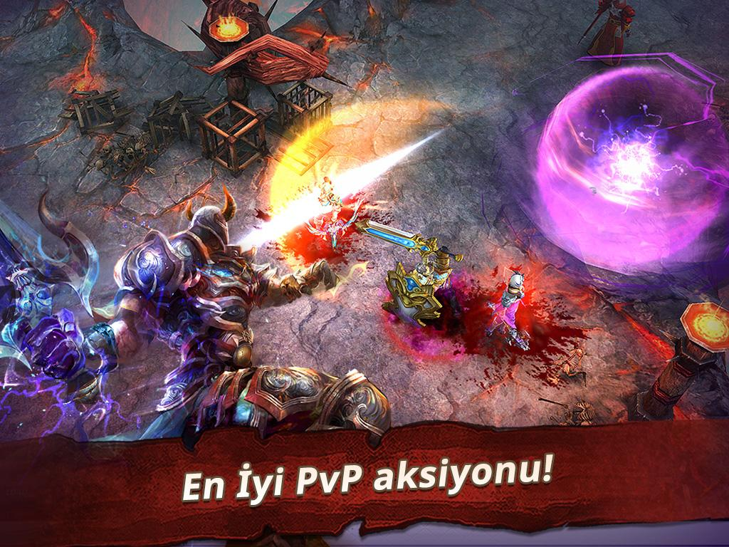 Clash for Dawn : Guild War v1.6.1 MOD APK