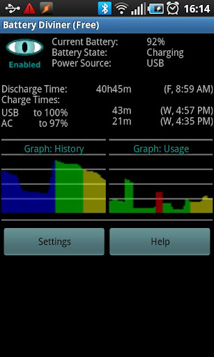 Battery Diviner Free screenshot 1