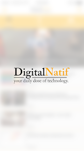 Digital Natif- screenshot thumbnail