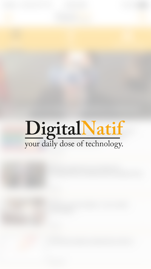 Digital Natif- screenshot